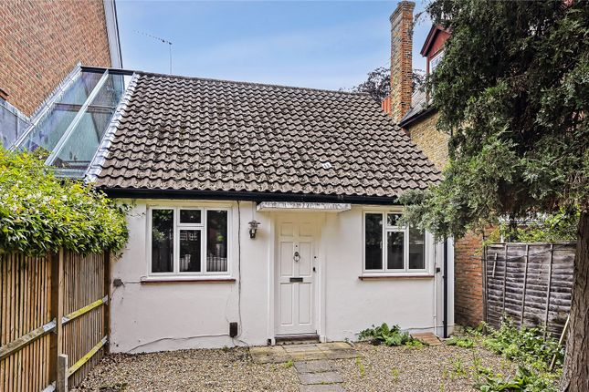 Thumbnail Semi-detached bungalow for sale in Grove Park Gardens, Chiswick, London