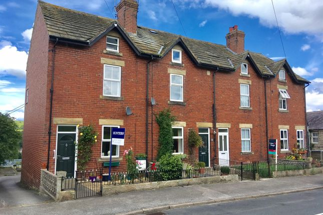 Thumbnail End terrace house for sale in South View, Darley, Harrogate