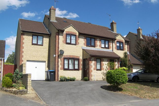 Thumbnail Semi-detached house to rent in Pound Mead, Corsham