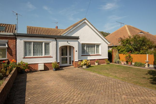 Thumbnail Detached bungalow for sale in Wilkie Road, Birchington