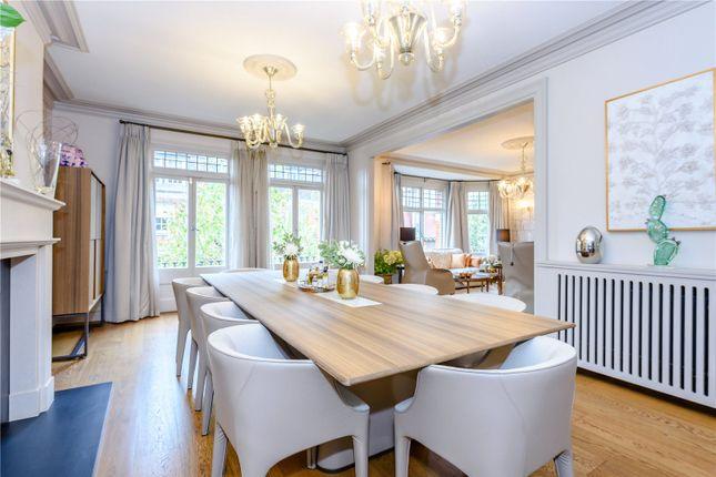 Dining Room of Cadogan Court, Draycott Avenue, London SW3