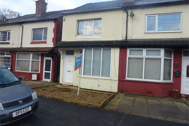 2 bed semi-detached house to rent in Oak Road, Hooton, Ellesmere Port, Cheshire