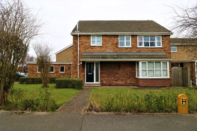 4 bed detached house to rent in Grundale, Hull HU10