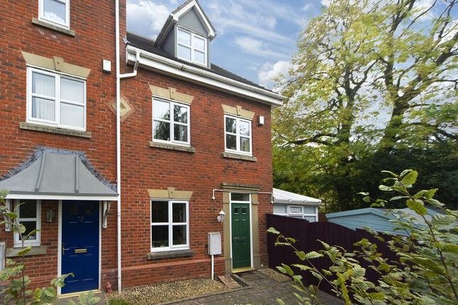 Thumbnail End terrace house for sale in Gatcombe Way, Priorslee, Telford, Shropshire.