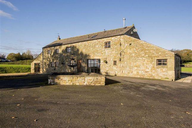 Thumbnail Barn conversion for sale in Clitheroe Road, Dutton, Preston