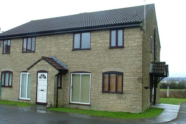 Thumbnail Flat to rent in Meadowcroft, Gillingham
