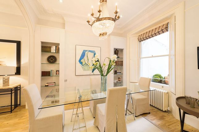 Dining Area of Stanhope Gardens, South Kensington, London SW7