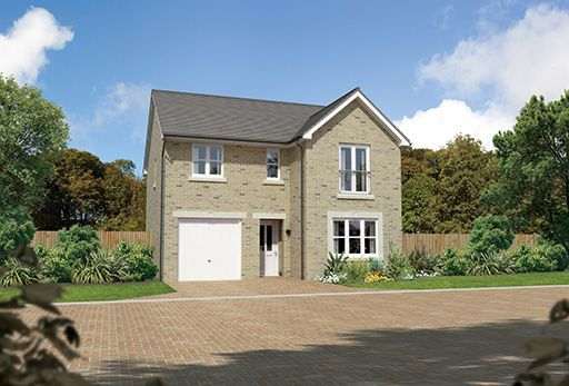 """Thumbnail Detached house for sale in """"Glenmore II"""" at Troon"""