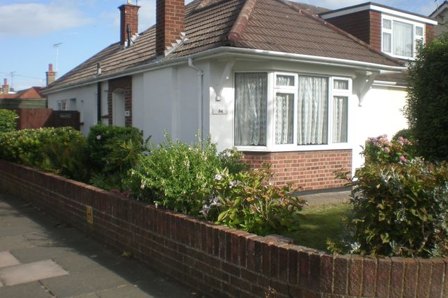 1 bed bungalow to rent in Pentland Avenue, Shoebury