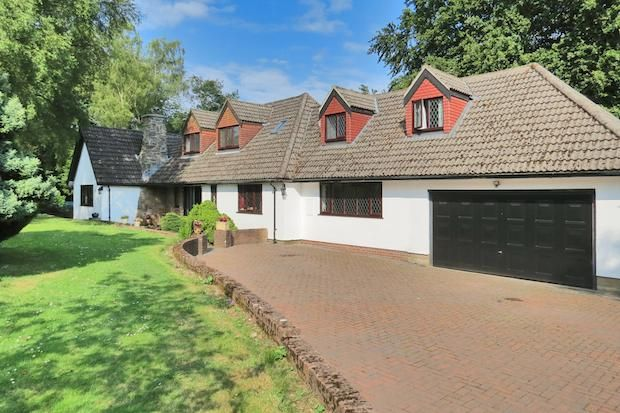 Thumbnail Detached house to rent in Woodlands, The Narth, Monmouthshire