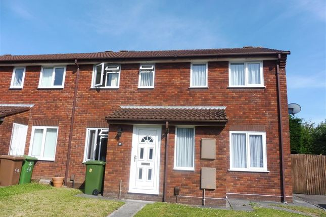 Thumbnail Property to rent in Marsh Close, Plymouth