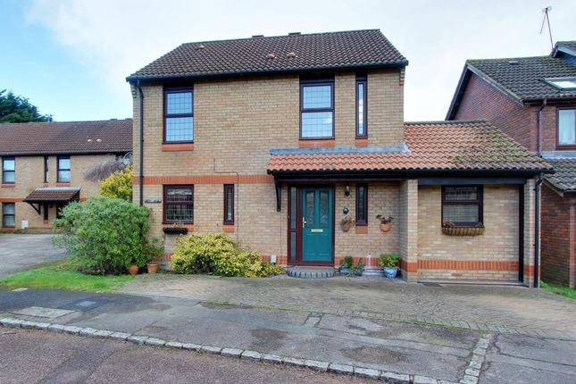 Thumbnail Detached house for sale in Pimento Drive, Earley, Reading