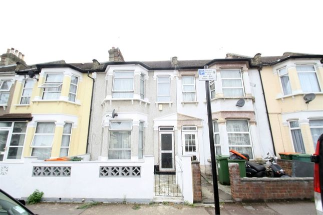 Thumbnail Terraced house for sale in Meanley Road, Manor Park, London