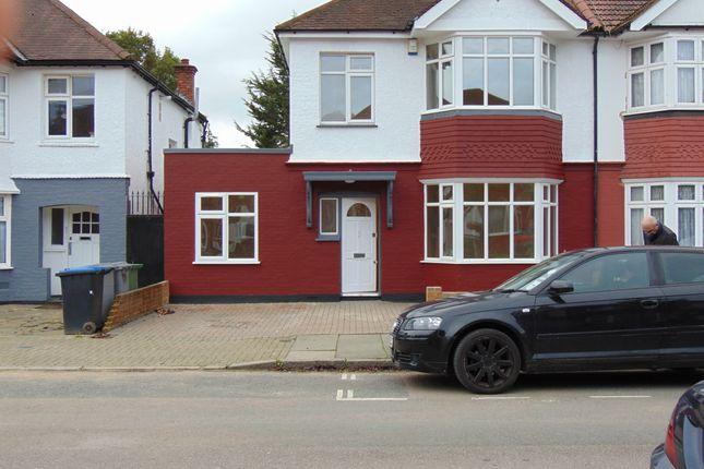 4 bed semi-detached house to rent in Elmstead Avenue, Wembley HA9