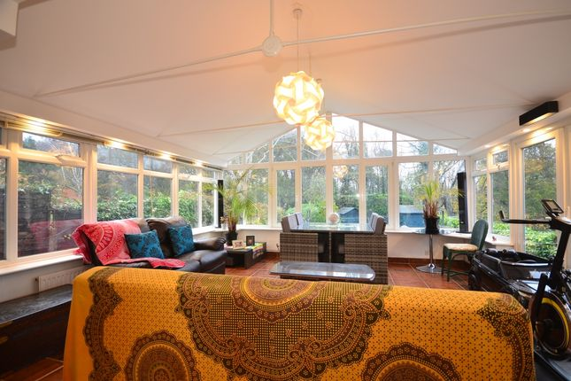 Conservatory of Woodland Avenue, Hove BN3