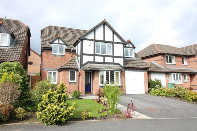 Thumbnail Detached house for sale in Aviemore Close, Ramsbottom, Bury