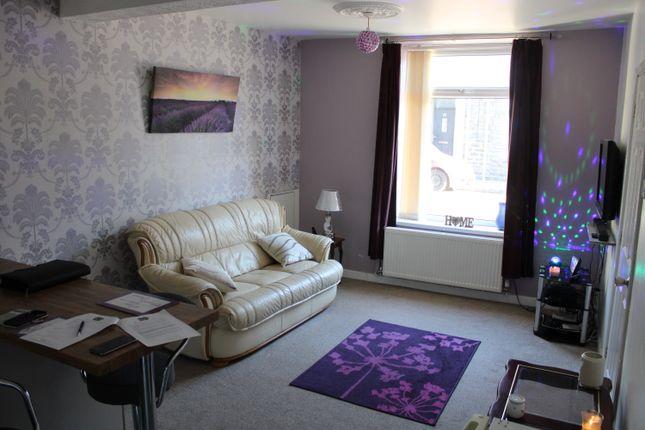 Lounge  of Llewellyn Street, Pontygwaith CF43