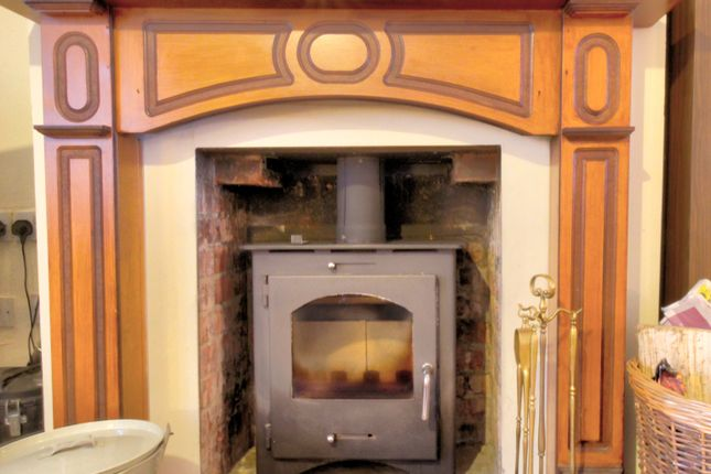 Log Burner Feature