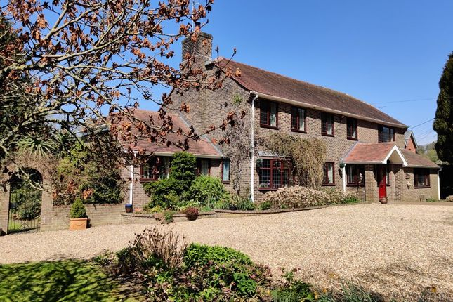 4 bed detached house for sale in Abbotswell Road, Blissford, Fordingbridge SP6