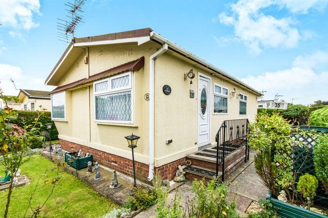 Thumbnail Mobile/park home for sale in Whitehaven Park, Sea Lane, Ingoldmells