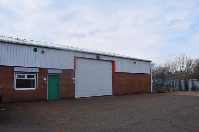 Thumbnail Light industrial to let in Unit 4D Westway Industrial Park, Throckley, Newcastle Upon Tyne, Tyne & Wear
