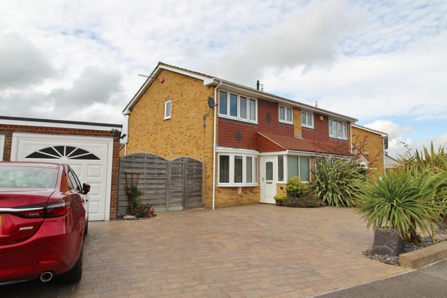 Semi-detached house for sale in The Haven, Southsea