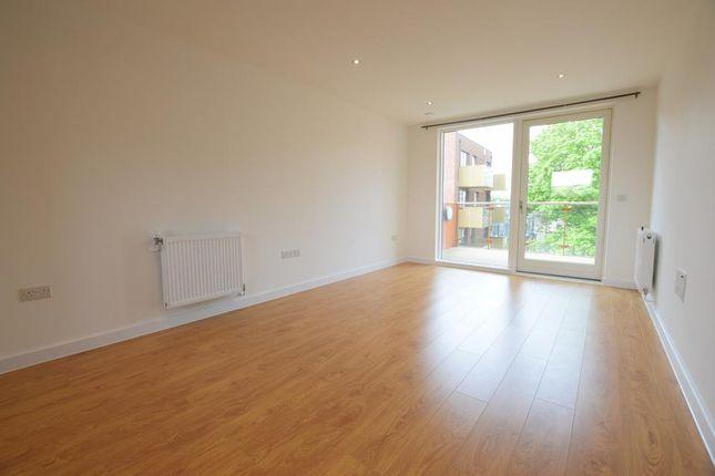 Living Room of Orpheus Street, Denmark Hill, London SE5