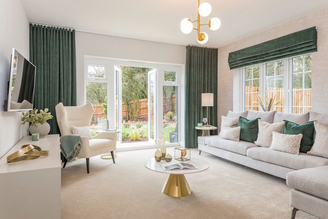 """Thumbnail Detached house for sale in """"Oatvale"""" at Chaloner Way, Newmarket"""