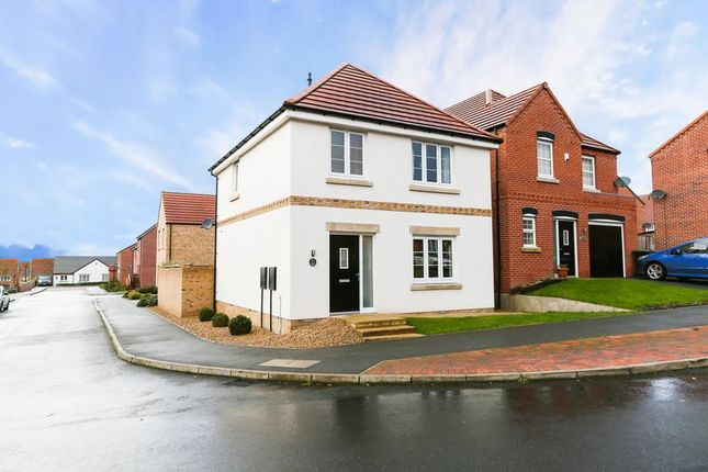 Thumbnail Detached house for sale in 31 Parkland View, Huthwaite, Sutton-In-Ashfield