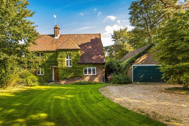 Thumbnail Detached house for sale in Stick Hill, Edenbridge
