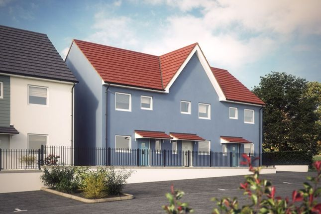 Thumbnail Property for sale in Chaucer Way, Plymouth
