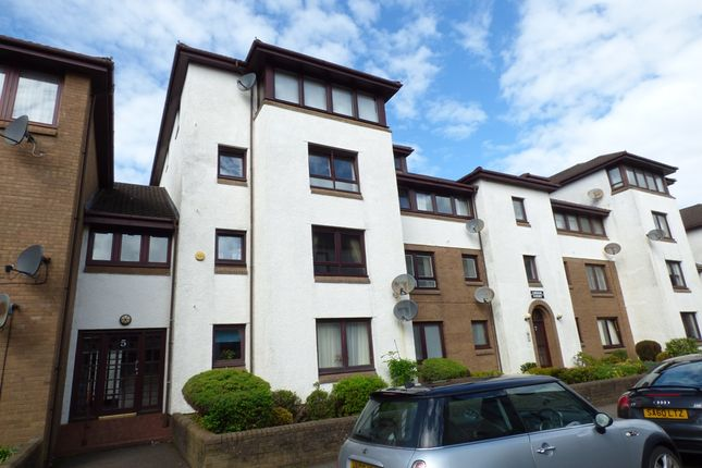 Thumbnail Flat for sale in Boyd Street 6 Lindon Court, Largs