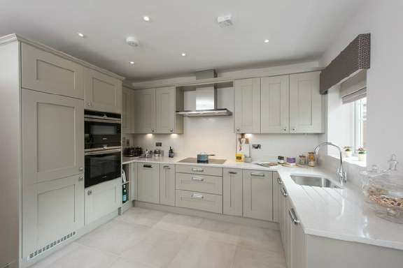 Thumbnail Property for sale in Cobham, Surrey