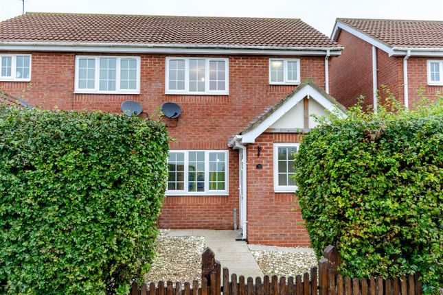 Thumbnail Semi-detached house for sale in Meadow View, Patrington, Hull