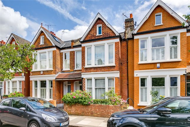 Thumbnail Terraced house for sale in Elm Grove Road, London