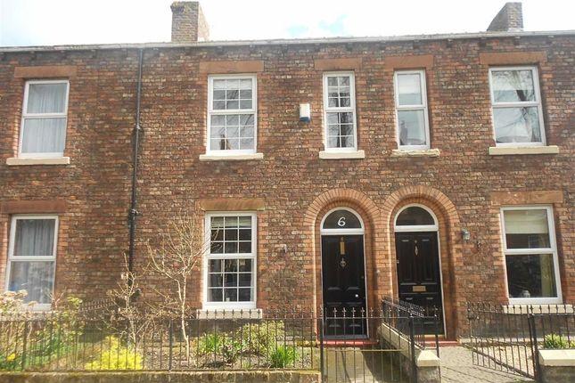 Thumbnail Terraced house to rent in Broad Street, Carlisle, Carlisle