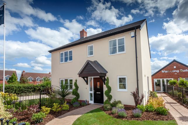 Thumbnail Detached house for sale in The Meadows, Clifton-On-Teme, Worcester