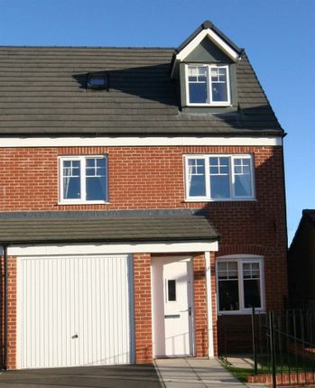 """Thumbnail Detached house for sale in """"The Runswick"""" at Stopping Hey, Parsonage Road, Blackburn"""