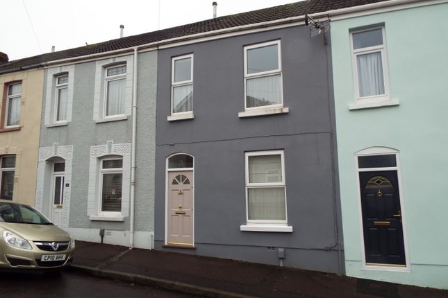 2 bed terraced house for sale in 3 Edgeware Road, Uplands, Swansea SA2