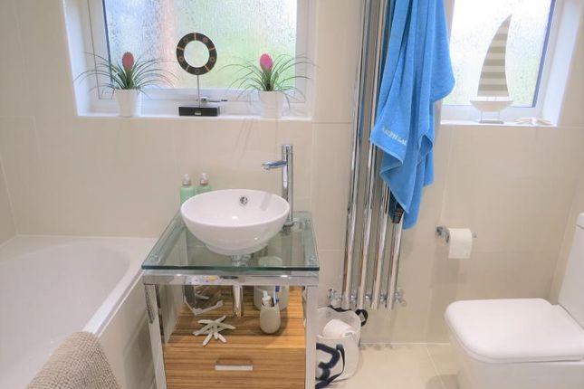 Bathroom of Hobart Road, New Milton BH25