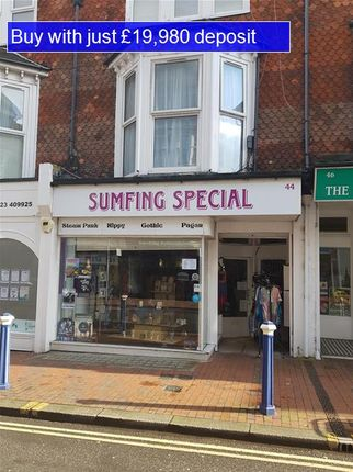 Retail premises for sale in Grove Road, Eastbourne