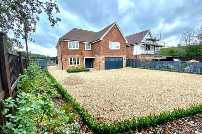 Thumbnail Detached house for sale in Vicarage Lane, Hound Green, Hook