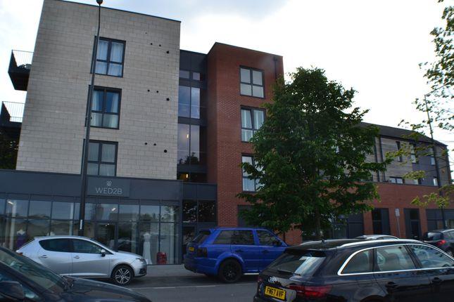 Thumbnail Flat for sale in Castleward, Boulevard, Derby, Derby