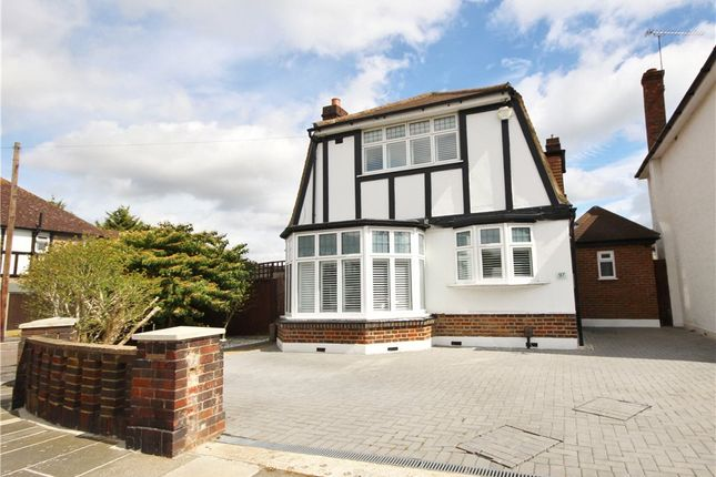 Thumbnail Detached house for sale in Redway Drive, Twickenham