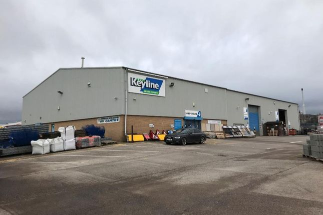 Industrial for sale in Merchant Place, Mitchelston Industrial Estate, Kirkcaldy