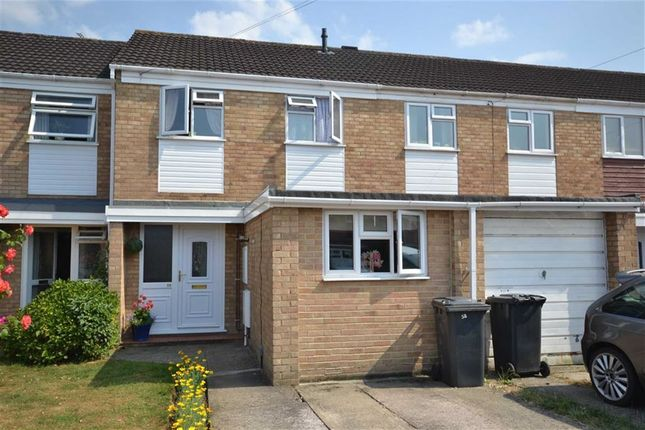 Thumbnail Terraced house to rent in Hadow Way, Quedgeley, Gloucester