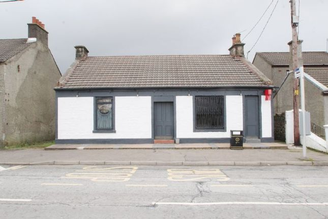 Thumbnail Commercial property for sale in 29, Cumbernauld Road, Portfolio, Glasgow G674Hn