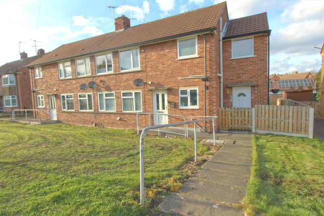 Thumbnail Flat for sale in Kirkstone Road, Newbold, Chesterfield