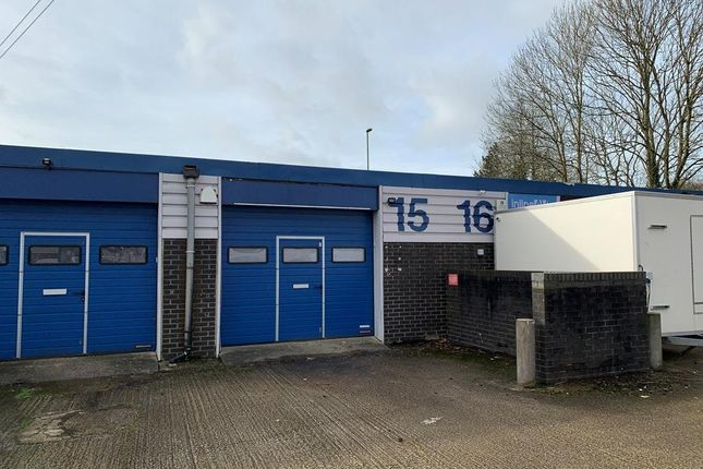 Thumbnail Warehouse to let in Unit 15 Mitchell Close, Segensworth, Fareham, Hampshire