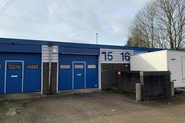 Thumbnail Warehouse to let in Unit 15 Mitchell Close, Segensworth, Fareham, Hampshire